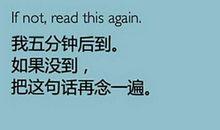 qq签名经典语句英语