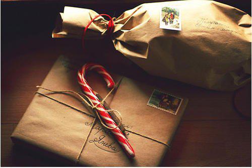 我整理了一些关于收到礼物的快乐句子