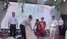 弟弟弟媳结婚祝福语