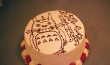生日蛋糕祝福语八个字