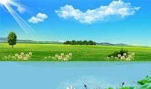 描写自然景色的句子