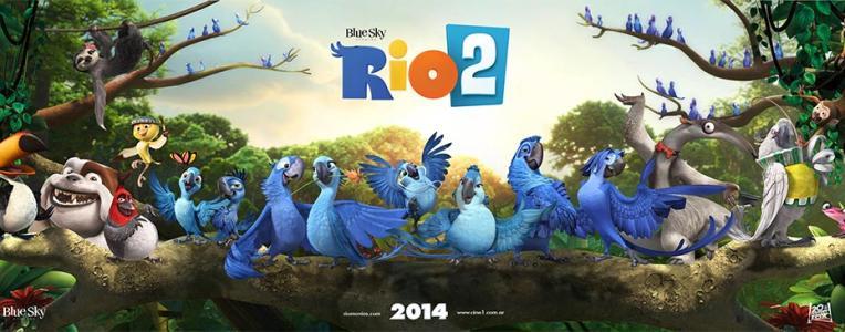 Rio 2电影评论