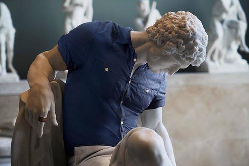人类雕像电影评论家
