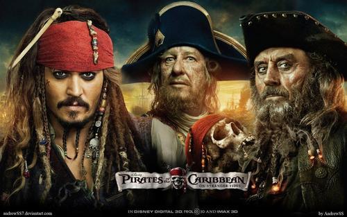 加勒比海盗4电影评论