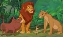 狮子王观后感